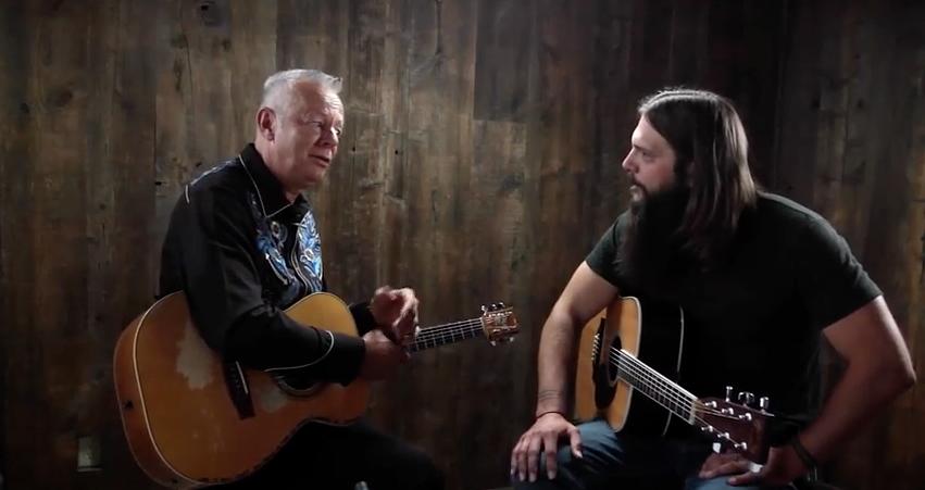 Tommy Emmanuel on acoustic guitar dynamics